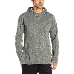 Adidas Cross-Over Pullover Hoodie Light Solid Grey